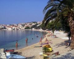 Seget vranjica-beach