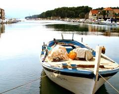 Seget Vranjica - Boat