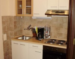 Apartment Panoramic Kitchen - Seget Vranjica, Trogir
