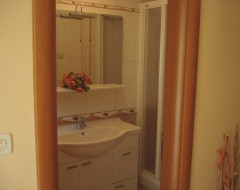 Apartment Bungalov Bathroom - Trogir, Dalmatia