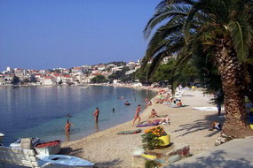 Apartments Trogir - Beach