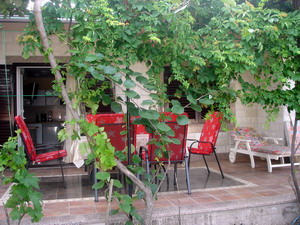 Apartments Trogir - Terrace