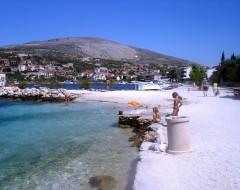 Beach - Seget Vranjica, Trogir, Croatia