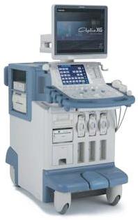 Ultrazvučni kolor dopler aparat - Toshiba Aplio XG