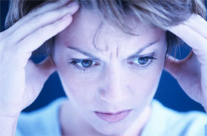 Žena u depresiji