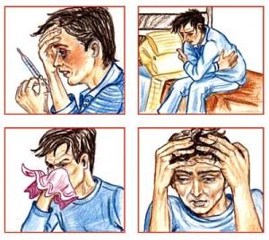 Simptomi gripe